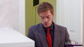 Sexe anal avec une Française dans sa cuisine