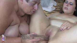 Sauter pour atteindre le point de l'orgasme